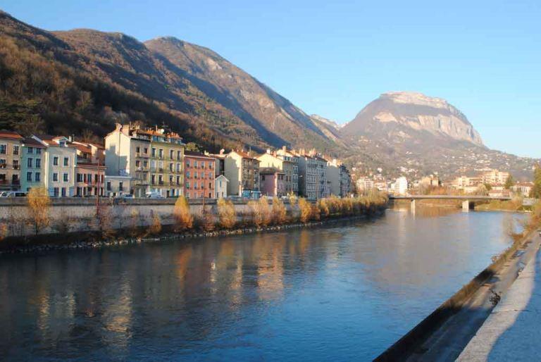 Grenoble et Isère
