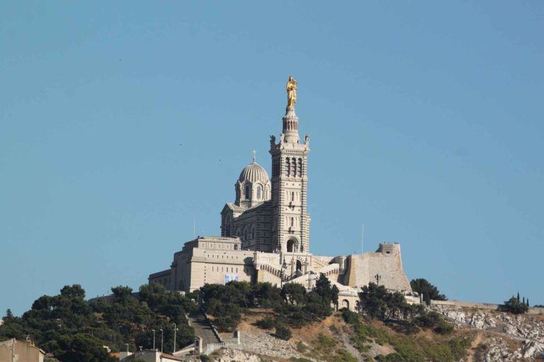 Marseille et Bouches-du-Rhône