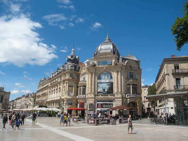 Montpellier et Hérault