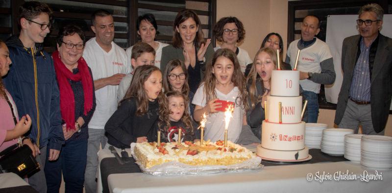 anniversaire 10 ans inseme association