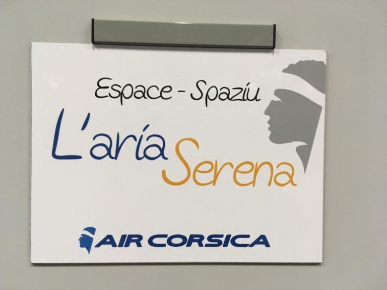 salle aria serena aeroport marseille repos corse