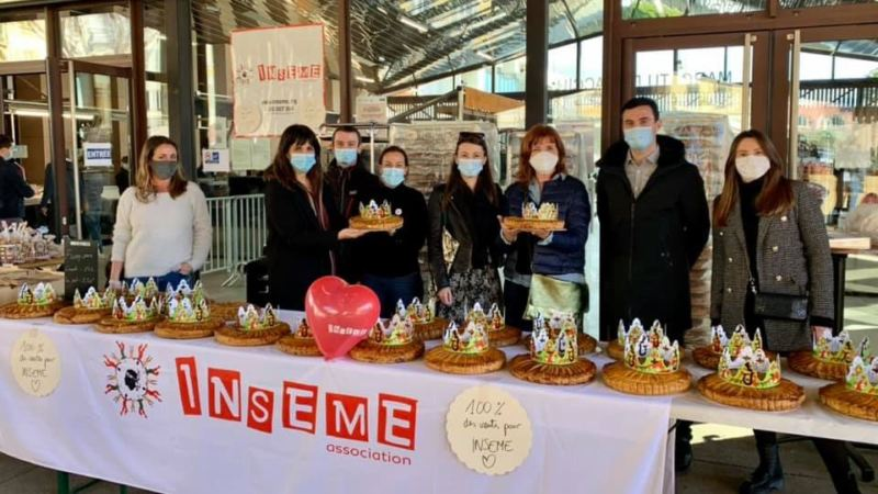 artisan dessert mairie ajaccio vente galettes inseme corse