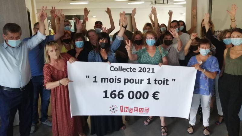 remerciements donateurs collecte 1 mois pour 1 toit paris corse